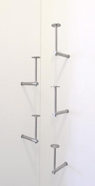 2 kunden fotowettbewerb 2012 phos edelstahl design for Garderobe querstange