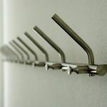 Kundenfoto: Formplus - Foto: Formplus - Garderobenleisten HL S H