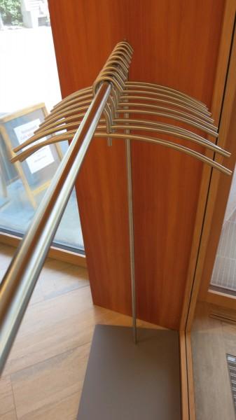 Kundenfoto: Alterszentrum Frauensteinmatt - individueller Kleiderständer