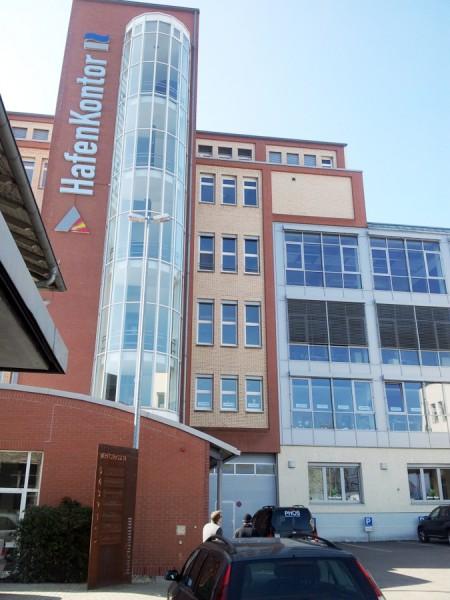 PHOS Design - neuer Standort im Rheinhafen
