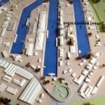 Neuer Standort von PHOS Edelstahl Design - Rheinhafen Karlsruhe