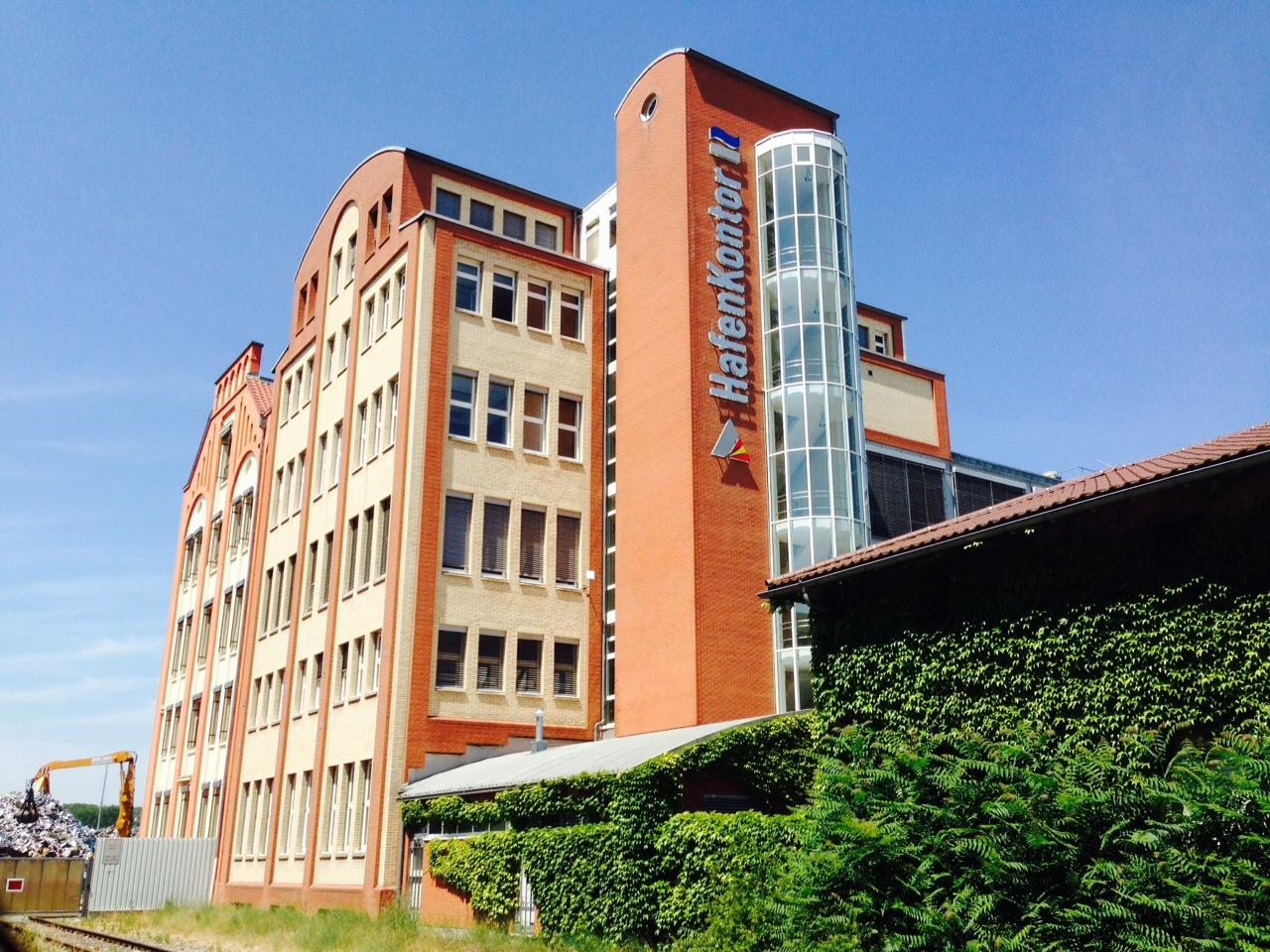 PHOS Design neuer Standort Hafenkontor