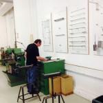 Neue Werkstatt im Rheinhafen
