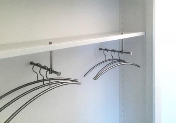 Foto: Felix G. aus Heidelberg - Individuelle Garderobe Unterboden L-foermig