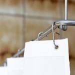 Kundenfoto: Bertold E. aus Weisenheim - Duschvorhangstange mit Deckenabhängung
