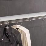 Wandgarderobe mit Holzablage G5 1200H von PHOS Design