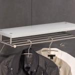 Wandgarderobe Holzablage G5 600H von PHOS Design