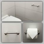 Foto: Petra S. aus Odenthal - WC-Rollenhalter RH 2-160 von PHOS Design