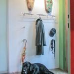 Foto: Lothar S. aus Aidlingen - Wandgarderobe G7 mit Garderobenhaken von PHOS Design