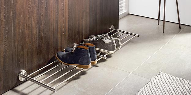 Schuhablage GSR12 zur Wandmontage