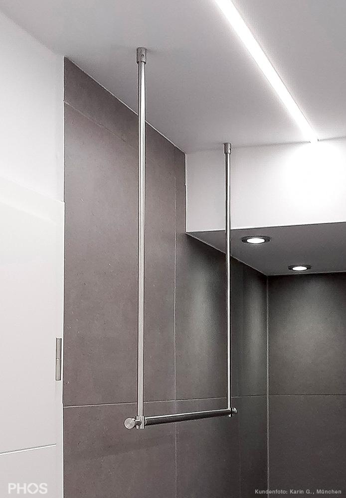 Phos edelstahl design edelstahl in seiner sch nsten form for Handtuchhalter design