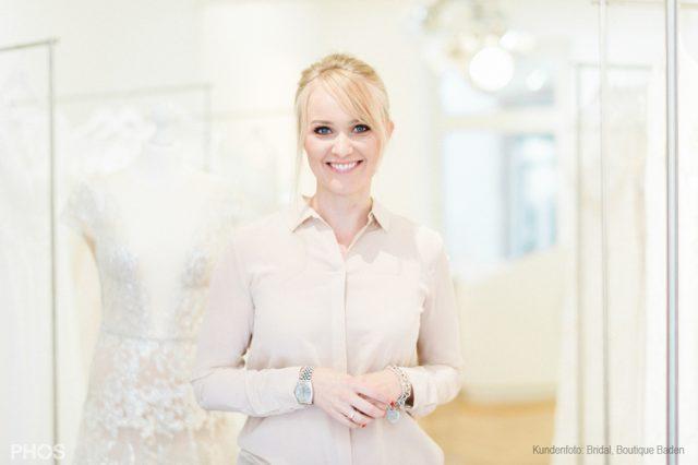 Fotowettbewerb-Gewinnerin Constanze Kurz - Bridal Boutique Baden-Baden