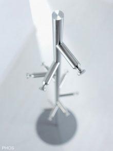 Kleiderständer Helix 10-GSTH10 - PHOS Design
