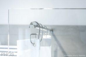Kundenfoto: Arno S. - Nischen-Duschvorhangstange