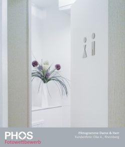 Kundenfoto: Elke A. - Piktogramm P0101 Herren & Damen