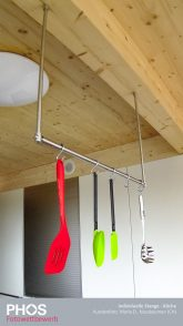 Kundenfoto: Maria D., Nussbaumen (CH), indiv. Stange Küche (T0), Bild 1