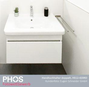 Eugen Schneider GmbH - Handtuchhalter HS12-420RD