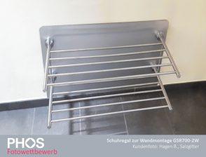 Hagen B., Salzgitter - Schuhregal GSR700-2