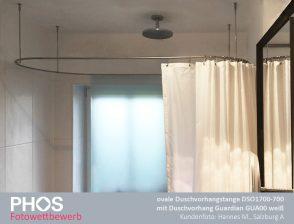 Hannes M., Salzburg (A) - Duschvorhangstange DSO