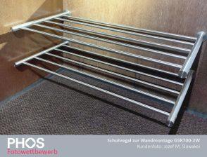Jozef M., Slowakei - Schuhregal GSR700-2W