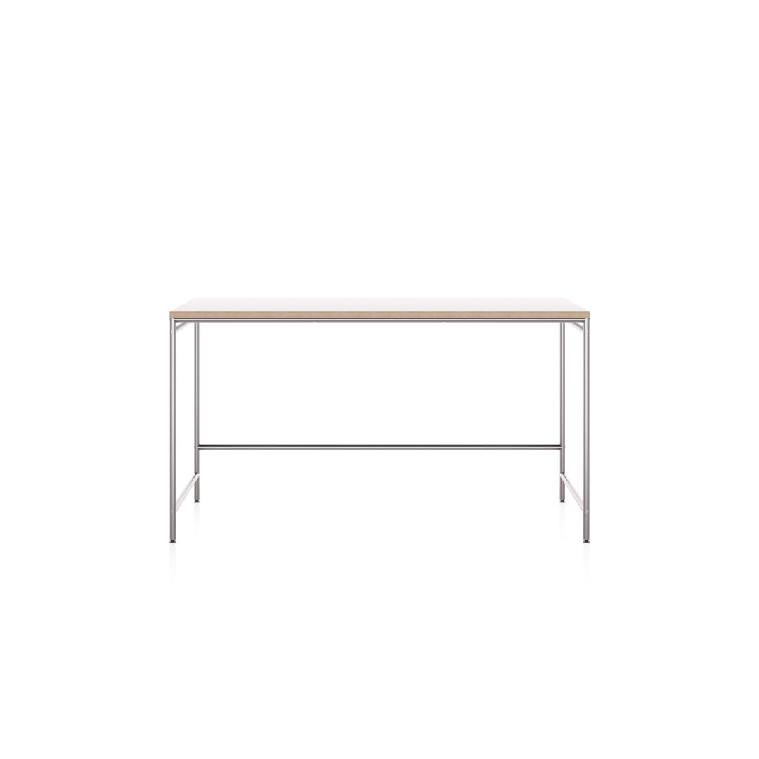 Karlsruher Tisch K1 mit abschließender Tischplatte. Artikel-Nr.: KATI-K1-1345x600