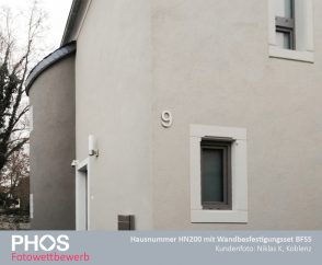 Nikklas K., Koblenz - Hausnummer