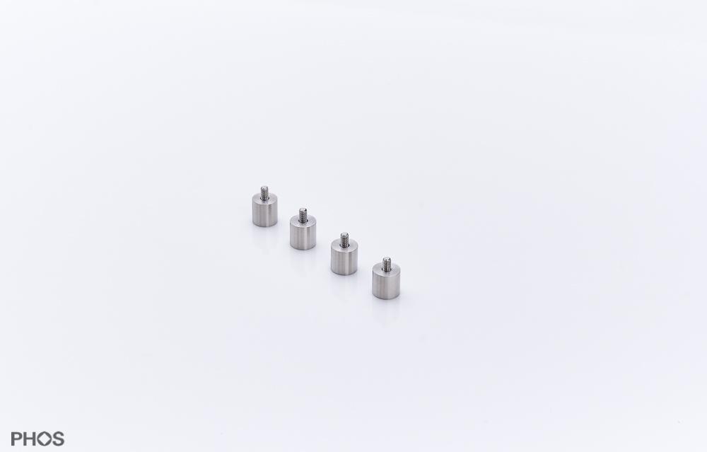 Zubehör: Tischbeinverlängerung um 2 cm (KATI-TBV-2)