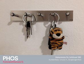 Ursula H., Burglengenfeld - Hakenleiste SB5